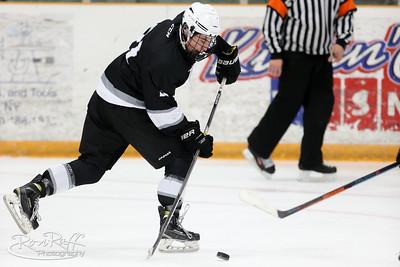 2018 High School Club Hockey State Championship. Northwest Arena, Jamestown NY.