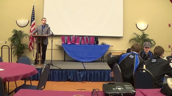 Part 2 of 5-Banquet speeches