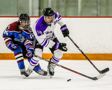 Niagara Jr Purple Eagles vs Canandaigua Knights. 10/27/18