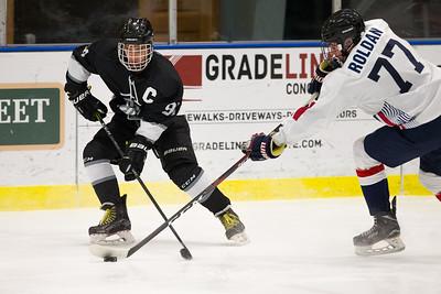 RBM High School Hockey vs East Aurora. 12/18/18.