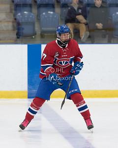 Lindsay Muskies v Kingston Voyageurs