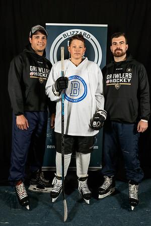 Newfoundland Blizzard Hockey July 22-26, 2009