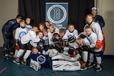 Newfoundland Blizzard Hockey School with Coach Mark Lee