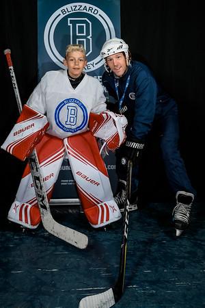 Newfoundland Blizzard Hockey School with Coach Mark Lee Aug 12-16