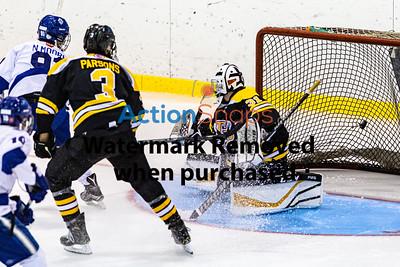 Blizzard vs TriPen Hockey at Mount Pearl Glacier 1