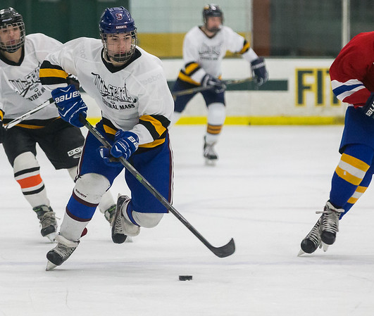 2/28/16 Division 3A all-star hockey game
