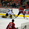 Washington Capitals vs Dallas Stars at the Verizon Center, March 3, 2010