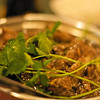 Mustard Green Casserole and Pigs Stomach at Chinatown Express Tastes like China