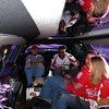 Caps @ Flyers Playoffs Round 1 Game 4, In the Limo
