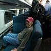 Caps Road Crew: Boston On the Train, Train Timeout