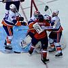 Caps (2) vs Islanders (1)