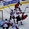 Caps (3) vs Senators (2) at Verizon Center: Brooks Laich gets brutalized in front of the net