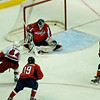 Washington Capitals vs Carolina Hurricanes at Verizon Center: Carolina goal
