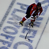 Stanley Cup Playoffs. Washington Capitals face the New York Rangers in a must win Eastern Conference Quarterfinals Game Five at the Verizon Center in Washington DC (April 24, 2009)