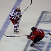 Washington Capitals face the New York Rangers in a must win Eastern Conference Quarterfinals Game Five at the Verizon Center in Washington DC (April 24, 2009)