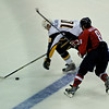 Caps (3) vs Sabres (2) (December 26, 2008) Ovechkin goes around Tallinder and scores on Lalime