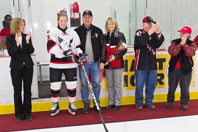 Melanie McKnight and family