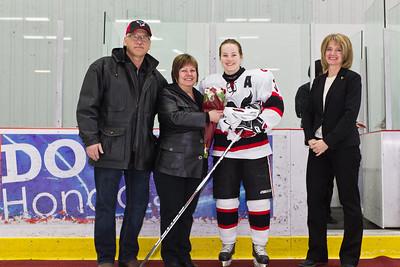 Kaila Lassaline and family