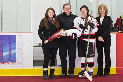 Kristen MacDonald and family