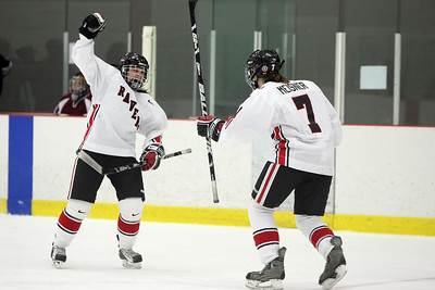 Alexandra Palm celebrating goal with Jennifer Meisner (MURR5263)