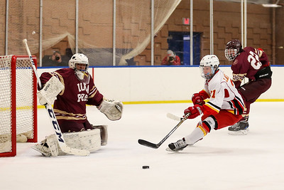 Chaminade vs Iona Prep Ice Hockey | Chris Bergmann Photography