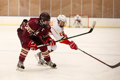 Chaminade vs Iona Prep Ice Hockey | Chris Bergmann Photography