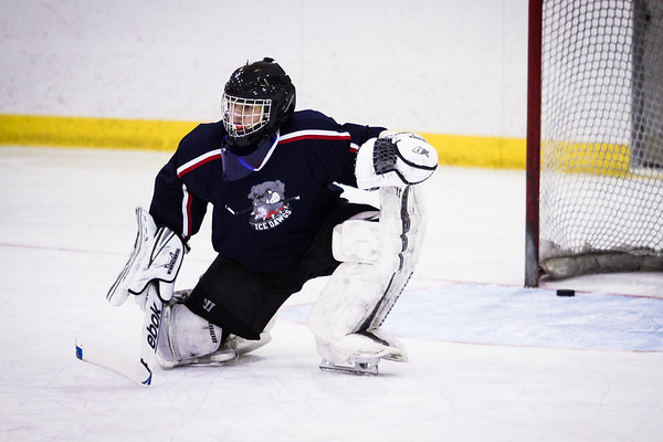 Ice Dawgs vs. Fargo Freeze 12-14-12