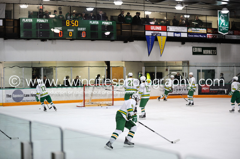 """<font size=""""4"""" face=""""Verdana"""" font color=""""white"""">EDINA VARSITY HORNETS AT BRAEMAR WARM UP</font><p> <font size=""""2"""" face=""""Verdana"""" font color=""""turquoise"""">Edina Hornets vs. Wayzata Trojans Varsity Boys Hockey</font><p> <font size=""""2"""" face=""""Verdana"""" font color=""""white"""">Order a photo print of any photo by clicking the 'Buy' link above.</font>  <font size = """"2"""" font color = """"gray""""><br> TIP: Click the photo above to display a larger size</font><p> <font size=""""2"""" face=""""Verdana"""" font color=""""white""""><a href=""""http://twincitiesphotography.info/2010/02/06/edina-hornets-vs-wayzata-trojans-boys-high-school-varsity-and-jr-varsity-hockey/"""" target=""""_blank"""">Learn more about the images from this game</a></font>"""