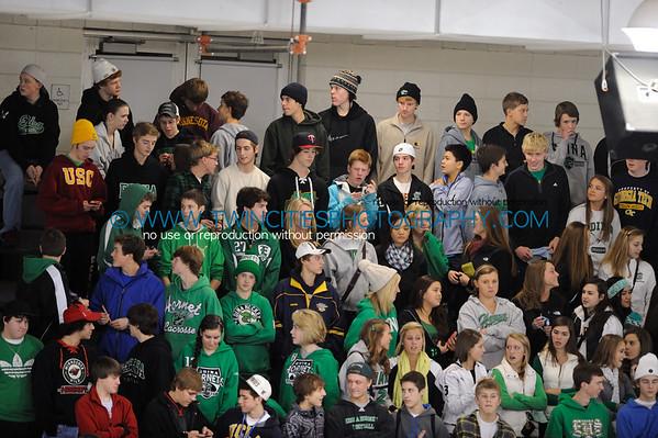 EDINA HOCKEY FANS Edina Hornets vs. Eagan Wildcats Varsity Boys Hockey Order a photo print of any photo by clicking the 'Buy' link above.   TIP: Click the photo above to display a larger size
