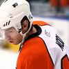 Andreas Nodl Philadelphia Flyers. © 2008 Joanne Milne Sosangelis. All rights reserved.