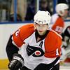 Simone Gagne Philadelphia Flyers. © 2008 Joanne Milne Sosangelis. All rights reserved.