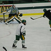 The Fitchburg State hockey team practices on Wednesday afternoon at the Civic Center. SENTINEL & ENTERPRISE / Ashley Green