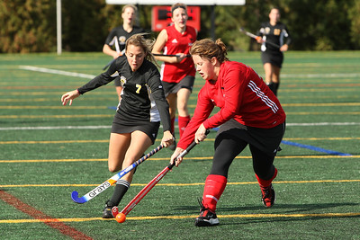Carleton Ravens field hockey vs Waterloo Warriors