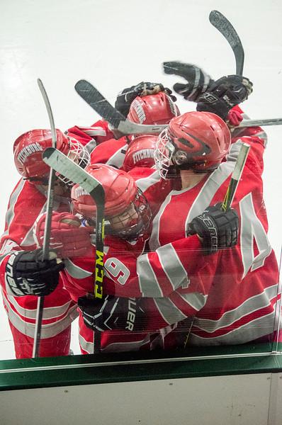 Fitchburg v. Lunenburg hockey 1-18-16