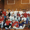 Here marks the start of group shots of floor hockey players through the years.