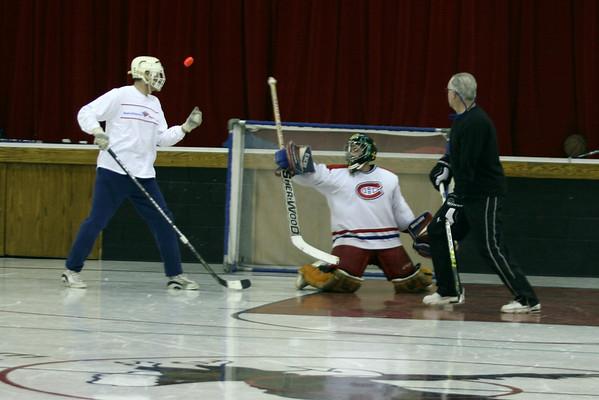 Floor Hockey at St Constance