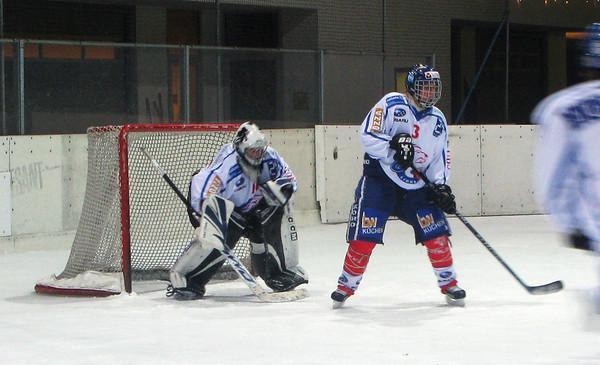 GCK Lions Frauen vs. GCK Lions Mini, March 2009