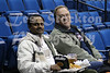 "A couple of former co-workers showed up for the game.  Vik Gopi, <a href=""http://www.stevewooten.com/"" rel=""nofollow"" target=""stats"">Steve Wooten</a>"