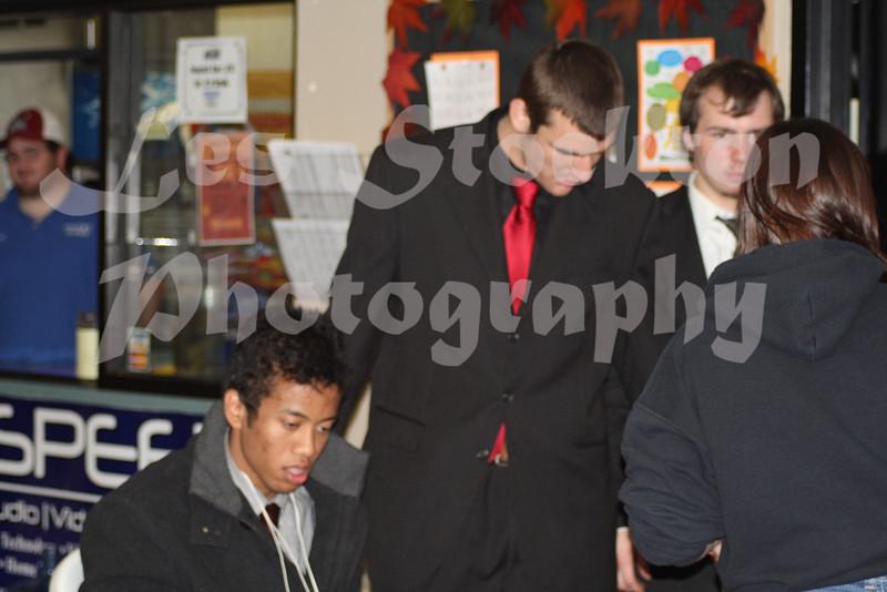 Taiyoh London, Ty Smith, Kaleb Christians