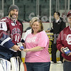 "<a href=""http://www.hockeydb.com/ihdb/stats/pdisplay.php?pid=78656"" target = ""stats"">Ian  Keserich</a> (#31) was presented with an award."
