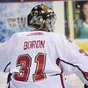"""<a href=""""http://www.hockeydb.com/ihdb/stats/pdisplay.php?pid=77813"""" target = """"stats"""">Tim Boron</a> (#31)"""