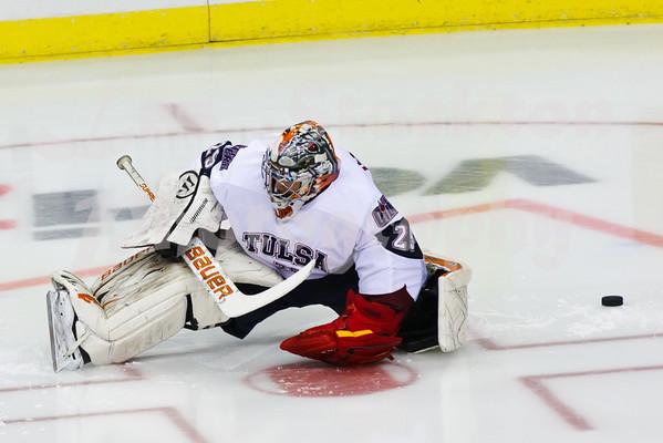 2013.01.13 - Tulsa Oilers v Ft. Worth Brahmas