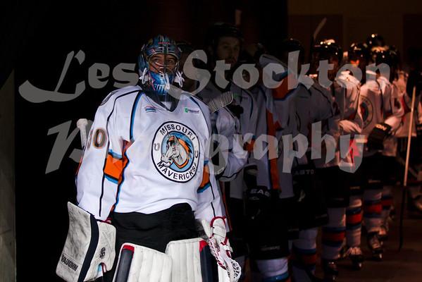 2013.02.01 - Tulsa Oilers v Missouri Mavericks