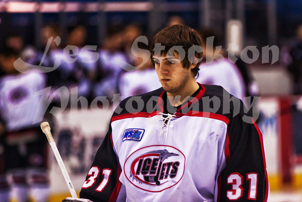 2013.02.16 - Tulsa Jr. Oilers v Dallas Ice Jets