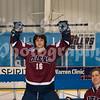 Kyle Messer (16), Garrett Noble (22)