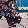 Kyle Messer (16), Adam Cahill (19), Garrett Noble (22)