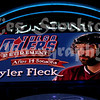 Tyler Fleck (14) announced that this will be his last season.