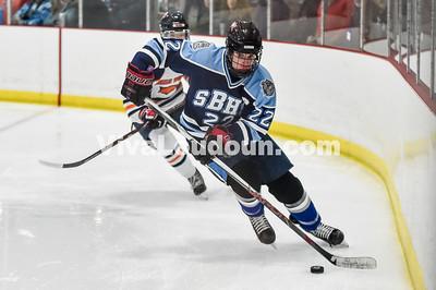Ice Hockey: Stone Bridge vs Briar Woods 1.28.2018