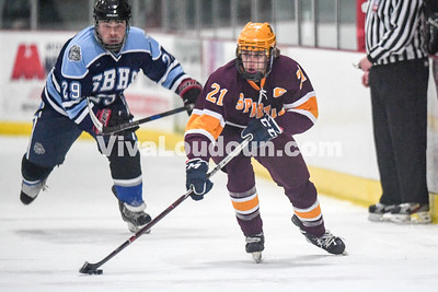 Ice Hockey: Stone Bridge vs Broad Run 2.9.2018