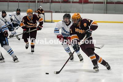 Ice Hockey: Yorktown vs Broad Run 2.28.2018